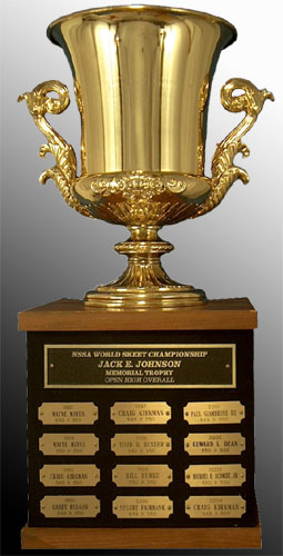 Brass Cup Perpetual Trophy